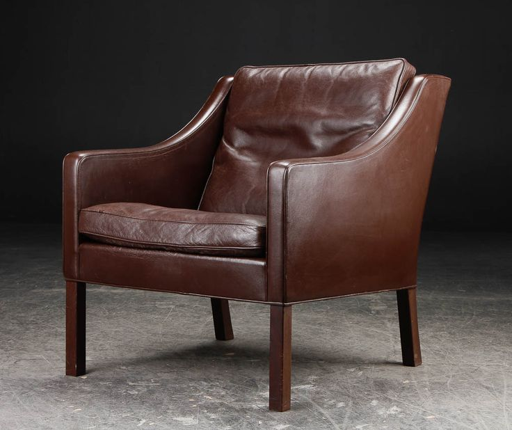Easy chair, model 2207, 1972.