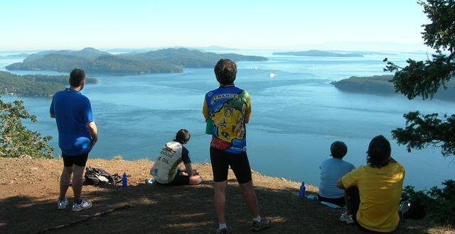 Cycle Trek Tour on Vancouver Island http://www.cycletreks.com