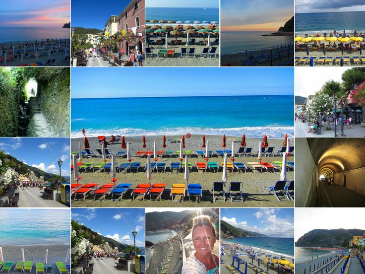 Monterosso al Mare  Cinque Terre Highlights –   http://www.thegirlswhowander.com/2017/05/19/cinque-terre-highlights/