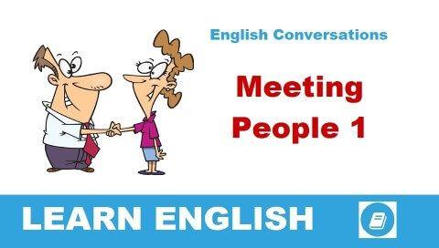 A videó leckében négy rövid párbeszédet nézünk meg. Ezekben olyan tipikus angol példamondatokat találunk, melyeket megismerkedéskor és találkozáskor mondunk.