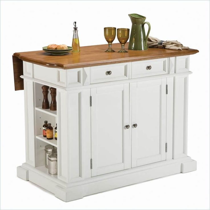 Small White Kitchen Island: 1000+ Ideas About Mobile Kitchen Island On Pinterest