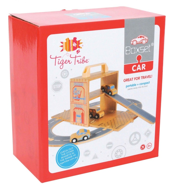 Much Loved Kids - Boxset - Car, $59.95 (http://much-loved-kids.mybigcommerce.com/boxset-car/)