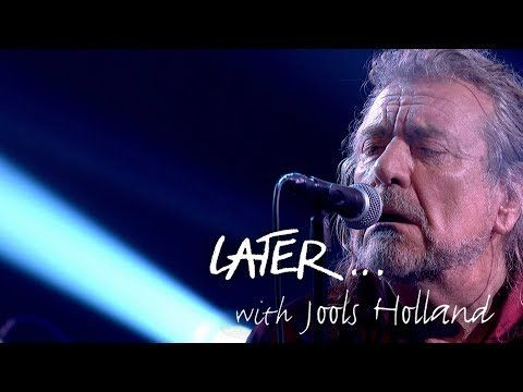 VIDEOS: Robert Plant performed songs from 'Carry Fire' on BBC TV - Led Zeppelin News