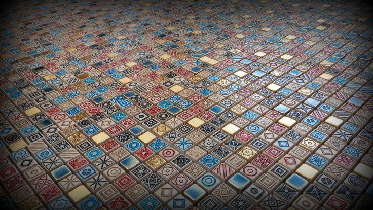Glamorous! #Veromar #NaturalStone #Mosaic #GlamourCollection