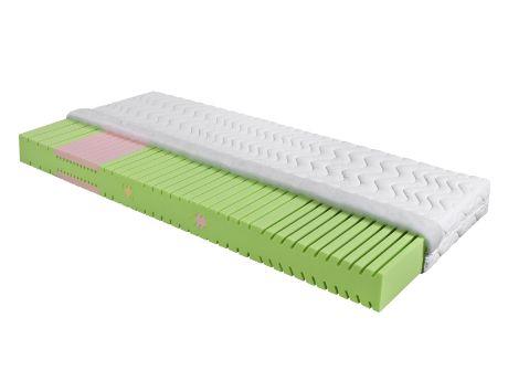 Aktivní pěnová matrace Celtex - Vanessa vyrobená ze studené pěny. / Active foam mattress Celtex - Vanessa made of cold foam. #foam #mattress #penova #matrace #celtex #jmp #sleep #spanek