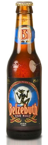 BELZEBUTH 11.8: HIGHLY STRONG LAGER FROM FRANCE #newzealand #nzbeer #beer http://www.beerz.co.nz/beers-in-new-zealand/belzebuth-11-8-highly-strong-lager-from-france/