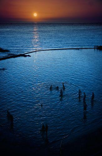 Bude seawater pool