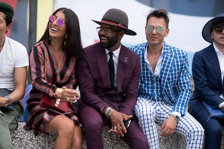 Pitti Uomo Spring 2017: Best Florence Street Style, Day 1 Photos | W Magazine