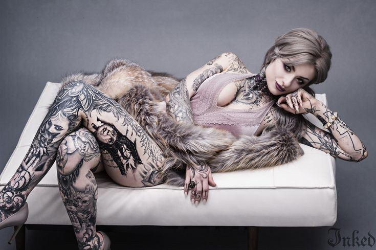 Ryan Ashley Malarkey: Ink Master's First Lady | Inked Magazine - Part 6