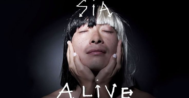 """""""Alive"""" is from Sia's forthcoming album comprised of songs written for other artists."""
