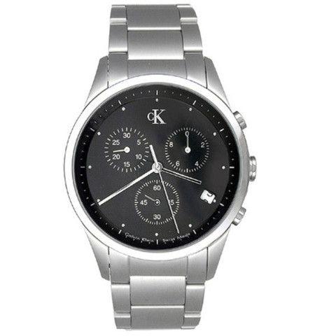 Calvin Klein Uomo Bold Cronografo K2237130 – Cella Jewellery