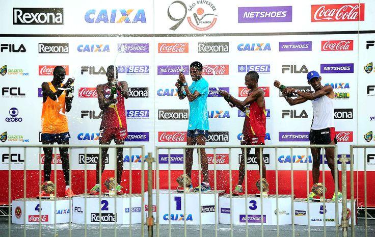 Etíopes dominam São Silvestre com vitórias entre os homens e as mulheres #globoesporte