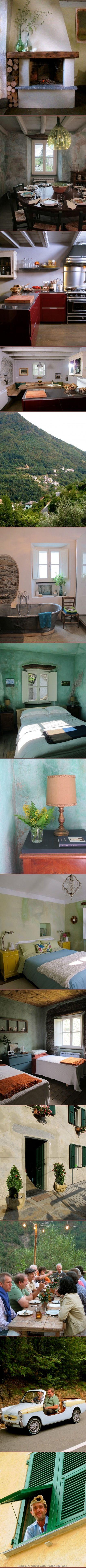 The Brian Boitano Project on HGTV. Brian buys and renovates his Italian family home.