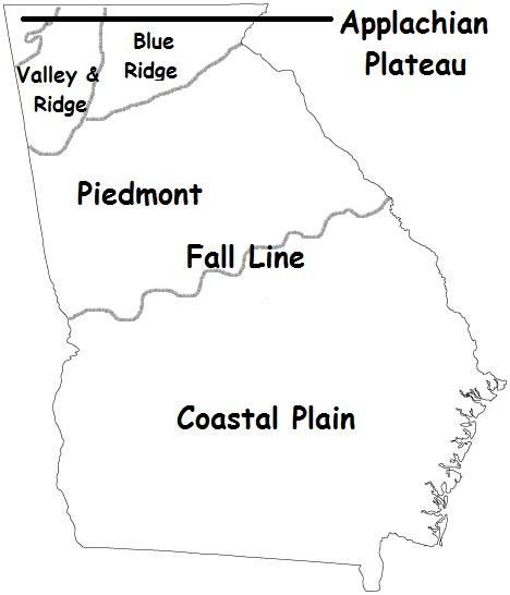 Best 25 Georgia regions ideas on Pinterest  Georgia habitats 3