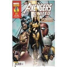 The Avengers United #87 from Marvel/Panini Comics UK. 9th January 2008 issue. Has a small hole in one of the pages but still fully readable and otherwise in very good condition internally and cover. Bagged and boarded. £1.00