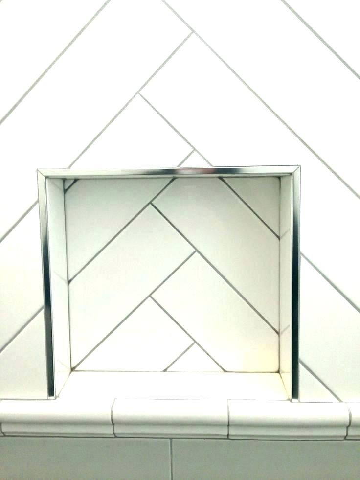 Tile Schluter Strip Edge Edging Colors Tile Jolly Trim 1 4 Alum
