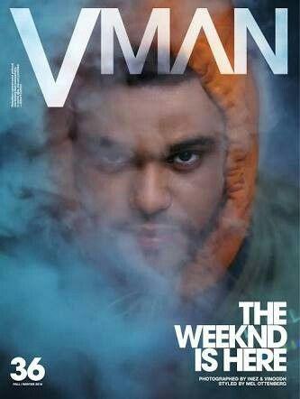 VMan36.2 The Weeknd