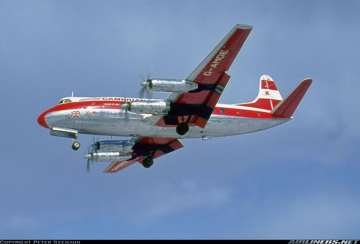 Vickers 701 Viscount aircraft picture