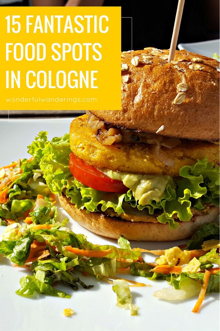 Traveling to Cologne, Germany on a city trip? Then you have to check out these amazing restaurants in Cologne!