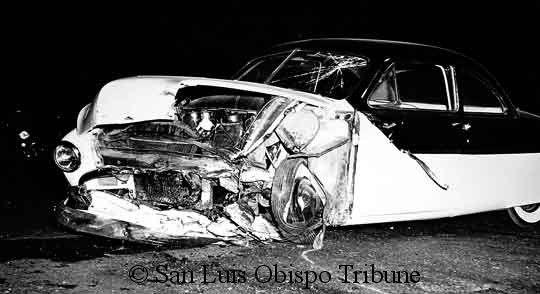 James Dean Autopsy | James Dean's death casts a long shadow » Photos from the Vault