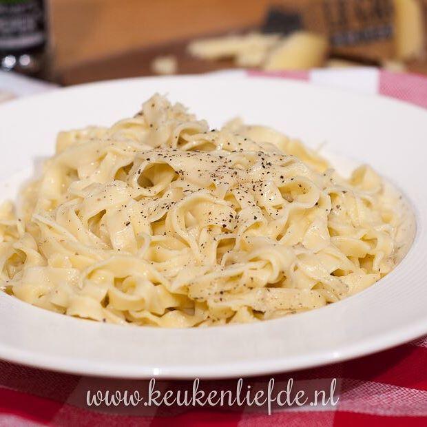 Een lekker pastagerecht met maar drie ingredinten? In de videohellip