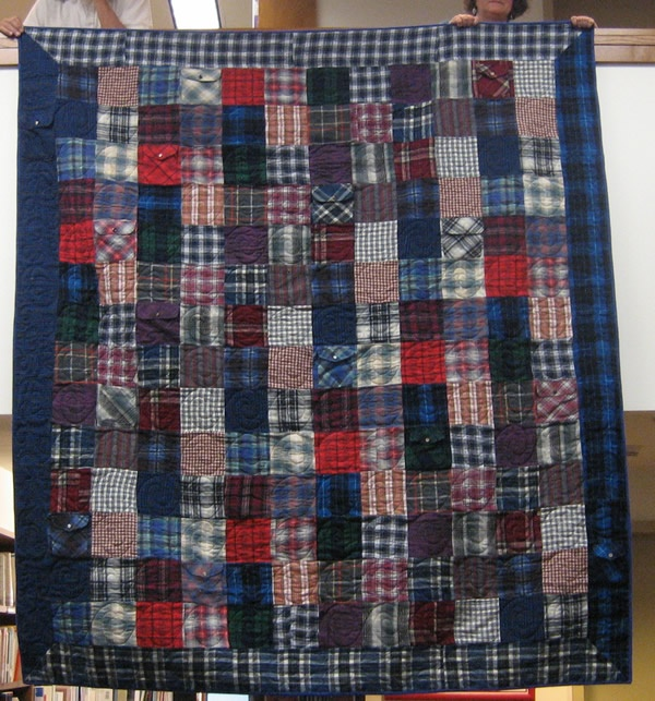 146 best images about Quilts-made with TIES on Pinterest Necktie quilt, Dads and Quilt