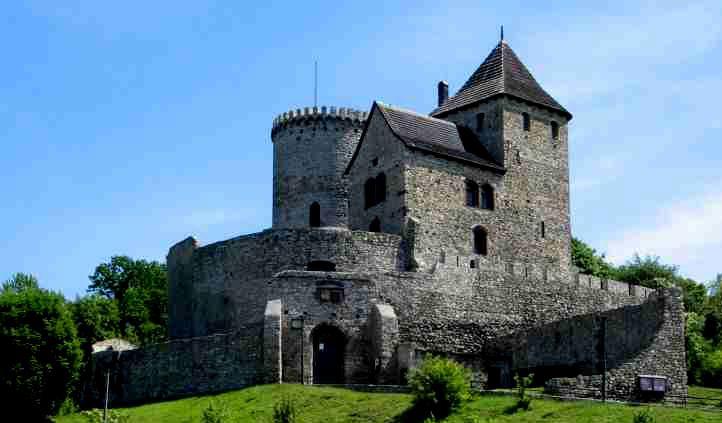 Castle Bedzin, Bedzin, Małopolskie province, Poland.
