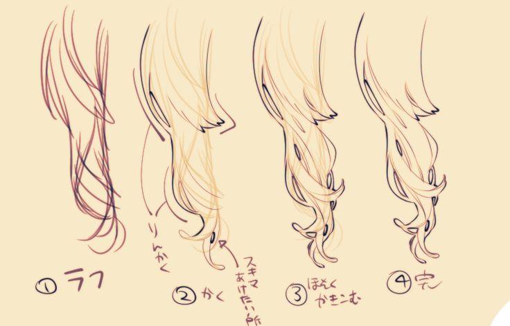 """(っ'w'c)ツケをケツで払うんださんのツイート: """"髪の毛こうしてる https://t.co/4bomWg6vyI"""""""