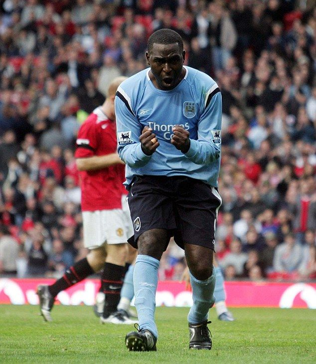 Andy Cole - Manchester City