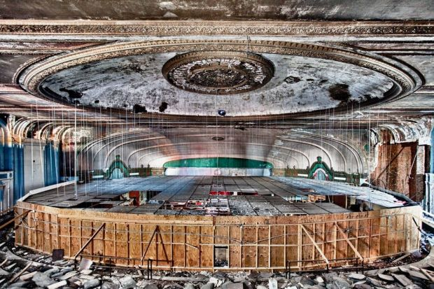 27 - Lawndale Theater in Chicago