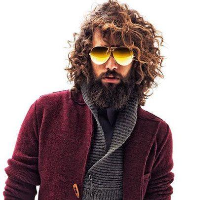 25+ best ideas about Long curly hair men on Pinterest ...
