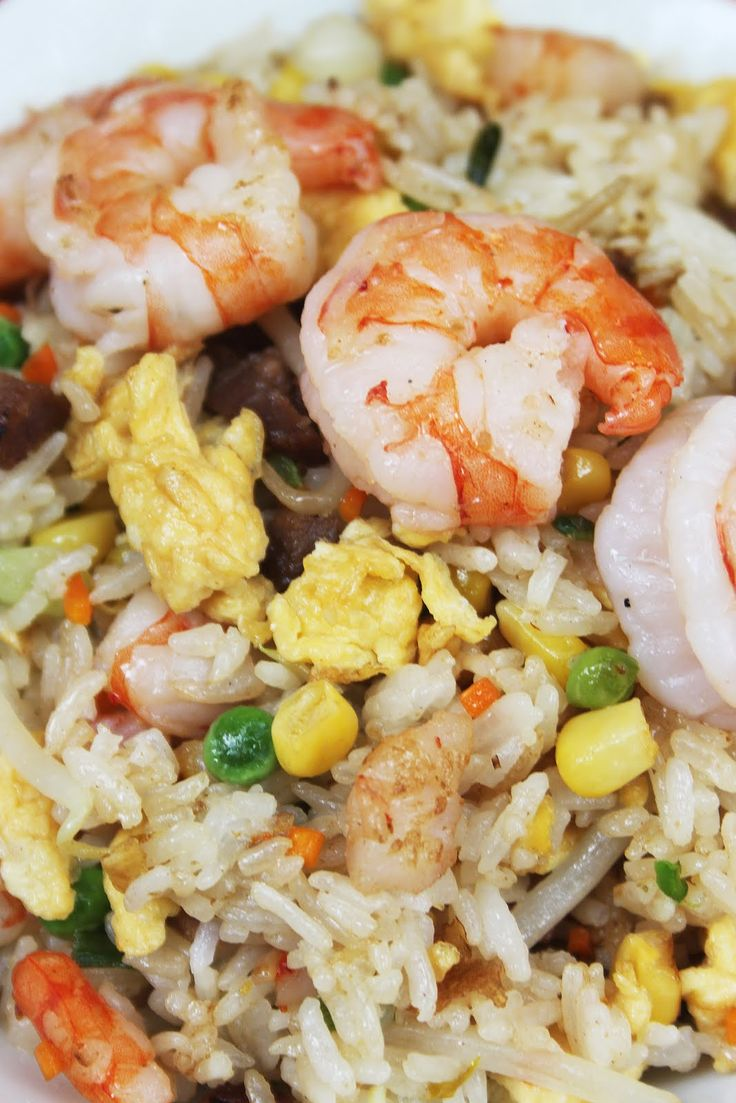La Cuisine de Bernard : Riz Cantonnais