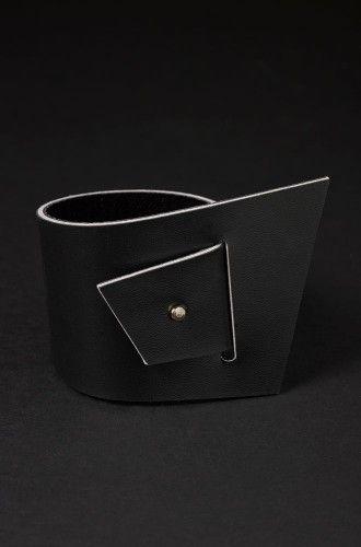 #Leather #Manchette #Accessories - Aumorfia | POLYGON |
