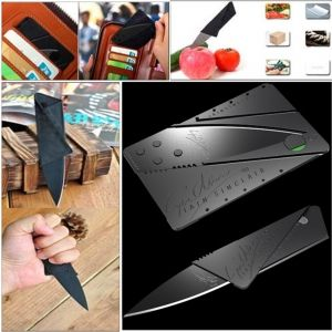 Read! Complete credit card knife tutorial from buyer's perspective. Learn about the best credit card knifes offered by different companies from all the world.