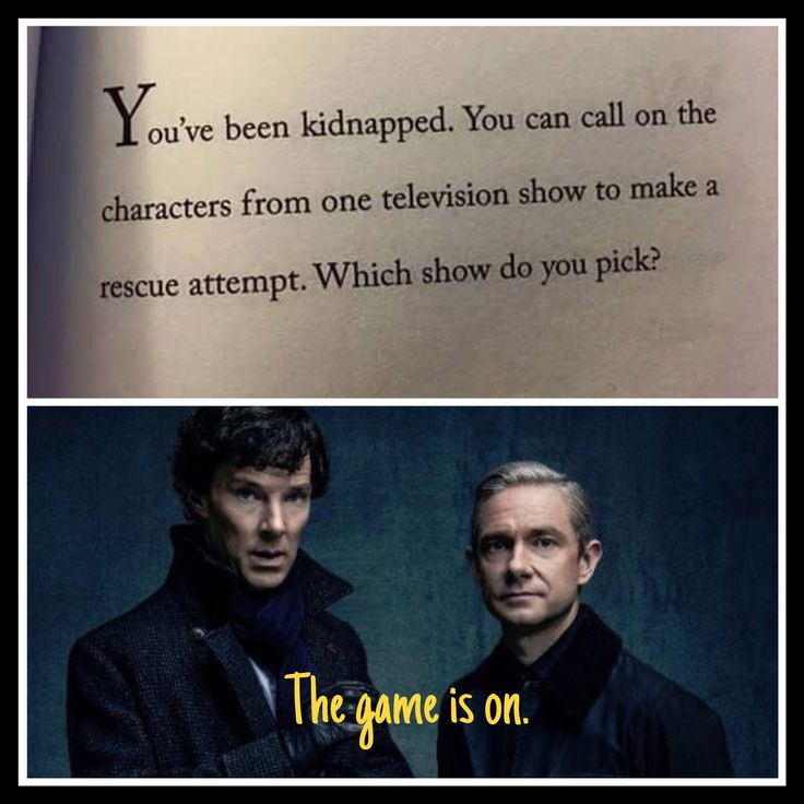 Duhh. It'd be these two. #Sherlock #Watson