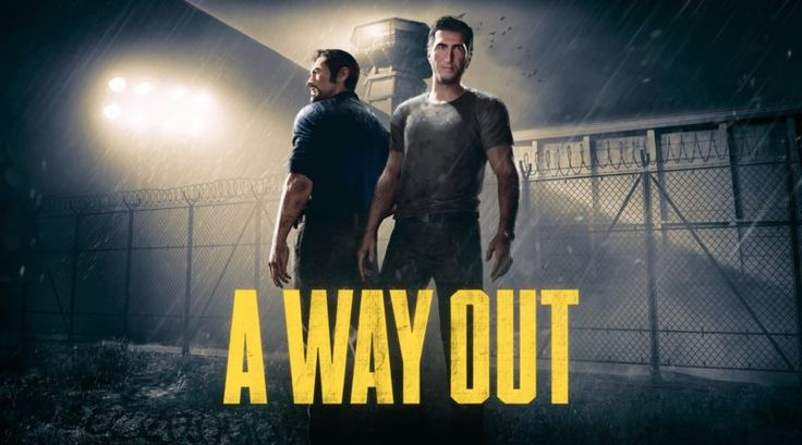 "LA SORPRESA EN LA E3 ""A WAY OUT""  