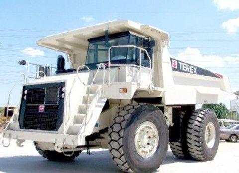 terex tr70 tier2 articulated dump truck service repair. Black Bedroom Furniture Sets. Home Design Ideas