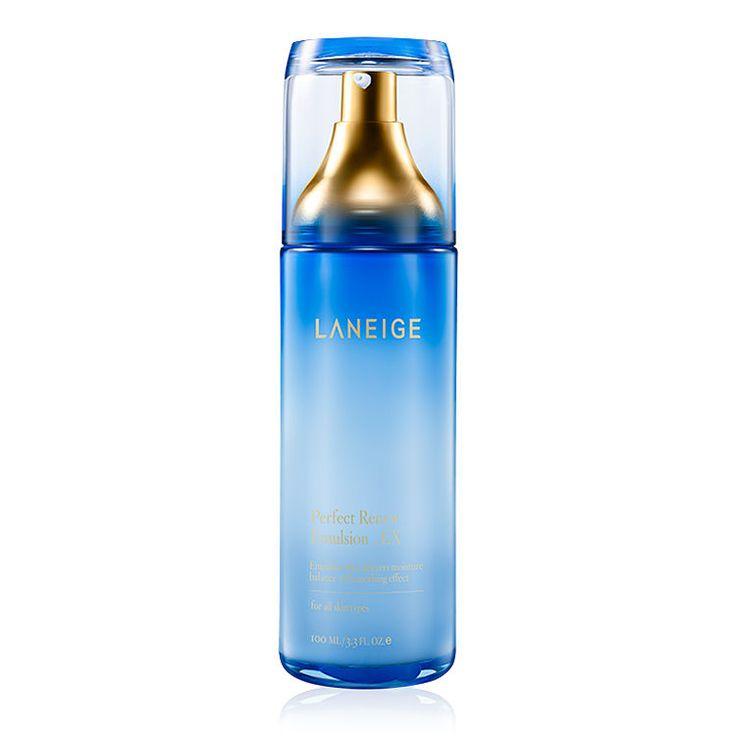 [Laneige] Korea Cosmetic Perfect Renew Emulsion 100ml All Skin Type FREE GIFT #LANEIGE