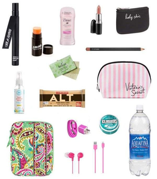 What's In My Bag: Crazy Busy College Student | Lovelyish