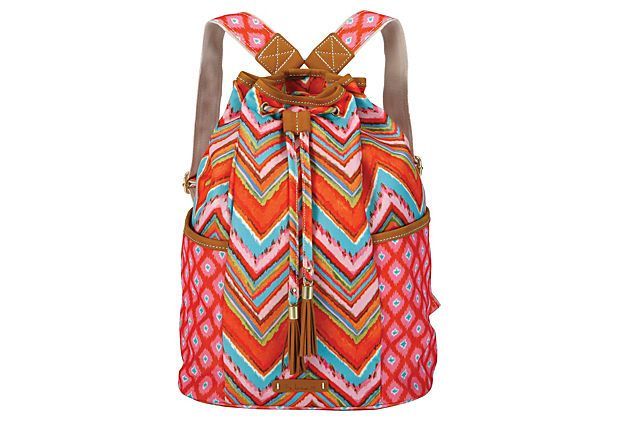 Dena Designs Backpack, Bali   ($39) on OneKingsLane.com