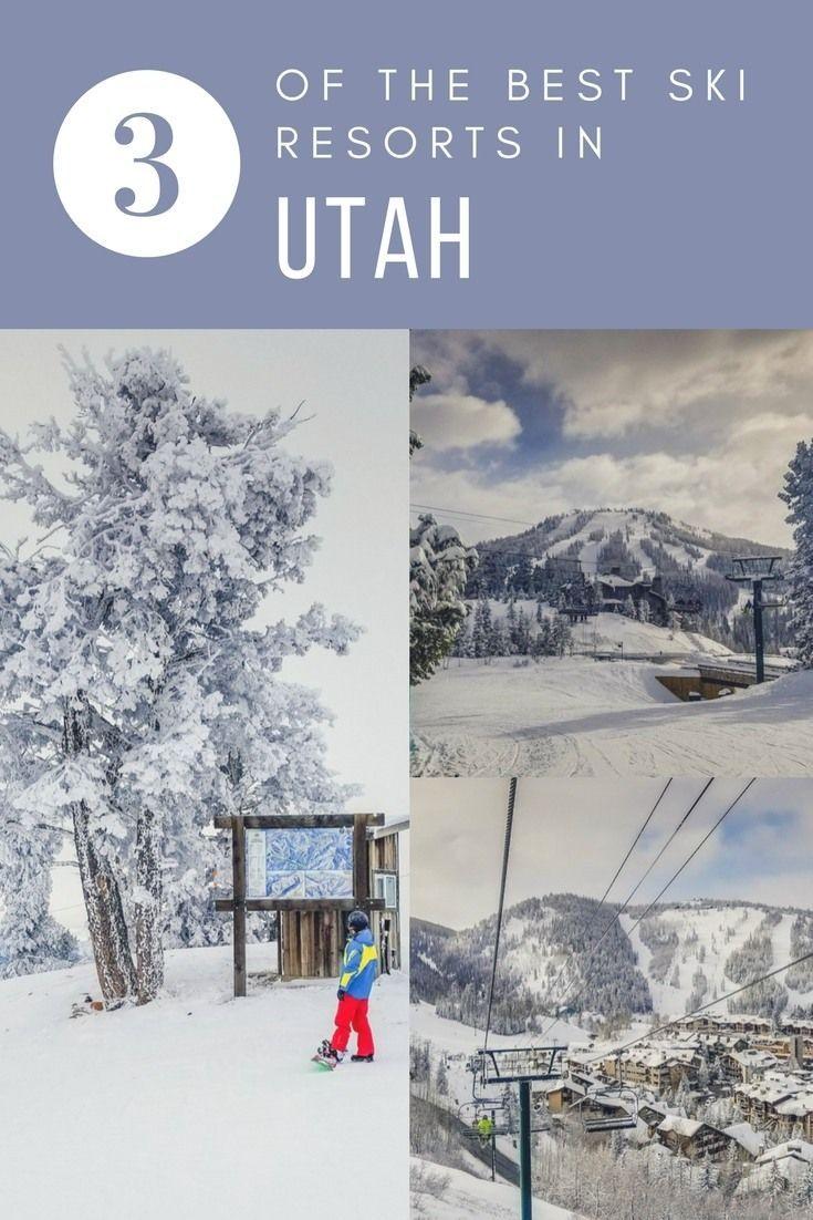 ski utah 3 ways: the best resorts for every type of skier | united