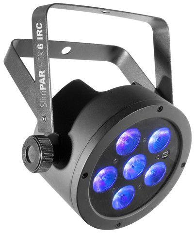 Chauvet LED Slim PAR HEX 6 IRC RGBA + UV