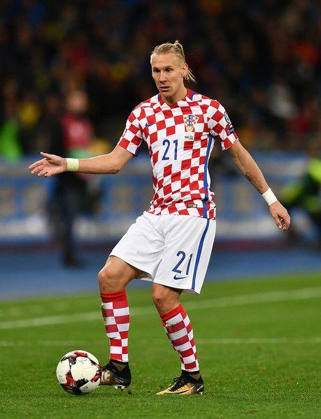 ⚽️2018 World Cup Domagoj Vida (Besiktas)  Croatia  defender ... d5b0458a189c6