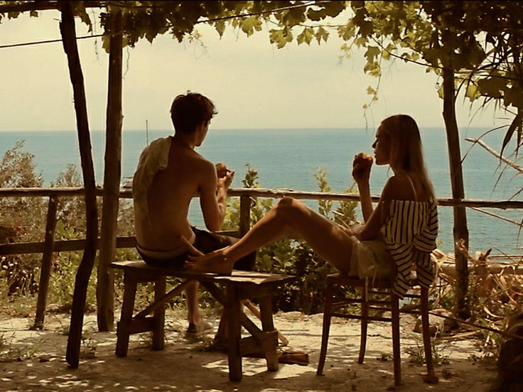 "AND WHILE WE WERE HERE""  The latest from writer/director Kat Coiro pairs her muse, Kate Bosworth, with the Amalfi Coast. Coiro's throwback to Italian neorealism follows a married woman's affair with a 19-year-old and shot for shot (peck for peck) looks like an ad for Acqua Di Giò (very classy)."