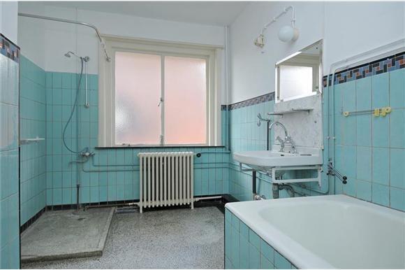 Jaren 50 badkamer | jaren 50 | Pinterest | Interiors, Mid century ...
