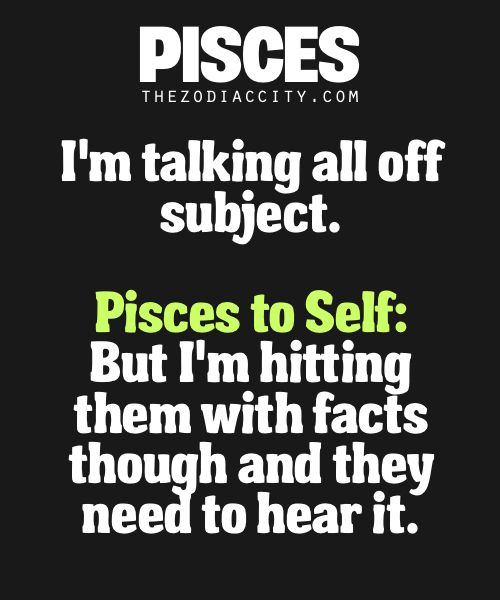 Zodiac Pisces.