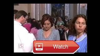 IV CENTENARIO MADONNA DEL COLLEAgostoSettembre pt  Festeggiamenti in onore del IV CENTENARIO dall'Apparizione mariana al Servo di Dio Gabriele Mattei e del ritrovamen