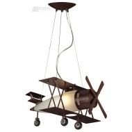 Elk Lighting Novelty Bi Plane Modern / Contemporary Pendant Light - ELK-5084-1