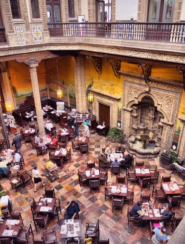 7 best restaurantes images on pinterest mexico city for La casa de los azulejos mexico df