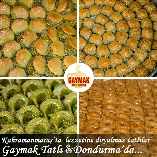 #Kahramanmaraş'ta doğal şeker ile üretilen lezzetine doyulmaz tatlıların adresi Gaymak Tatlı & Dondurma açıldı. Geç kalmadan bu lezzetleri deneyin... Ayrıntılı bilgi için tıklayınız --> http://kahramanmaras.yemekneredeyenir.com/gaymaktatlidondurma  #Kahramanmaraş #lunch #food #restaurant #breakfeast #steak #delicious #turkey #eat #foodporn #yum #yummy #amazing #tasty #hungry #foodgasm #foodie #healthy #adana #grill #yemek #instafood #ankara #antalya #denizli #bursa #foodpics…